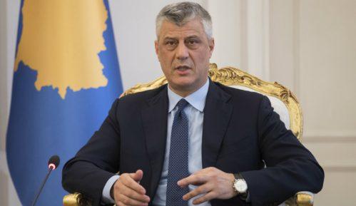 Tači: Nema podele Kosova 12