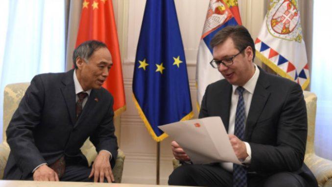 Oproštajna poseta ambasadora Kine 2