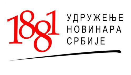 UNS po sedmi put postavilo ploču nestalim novinarima 8