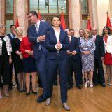 Brnabić bez odgovora ministrima kad će nova vlada 9