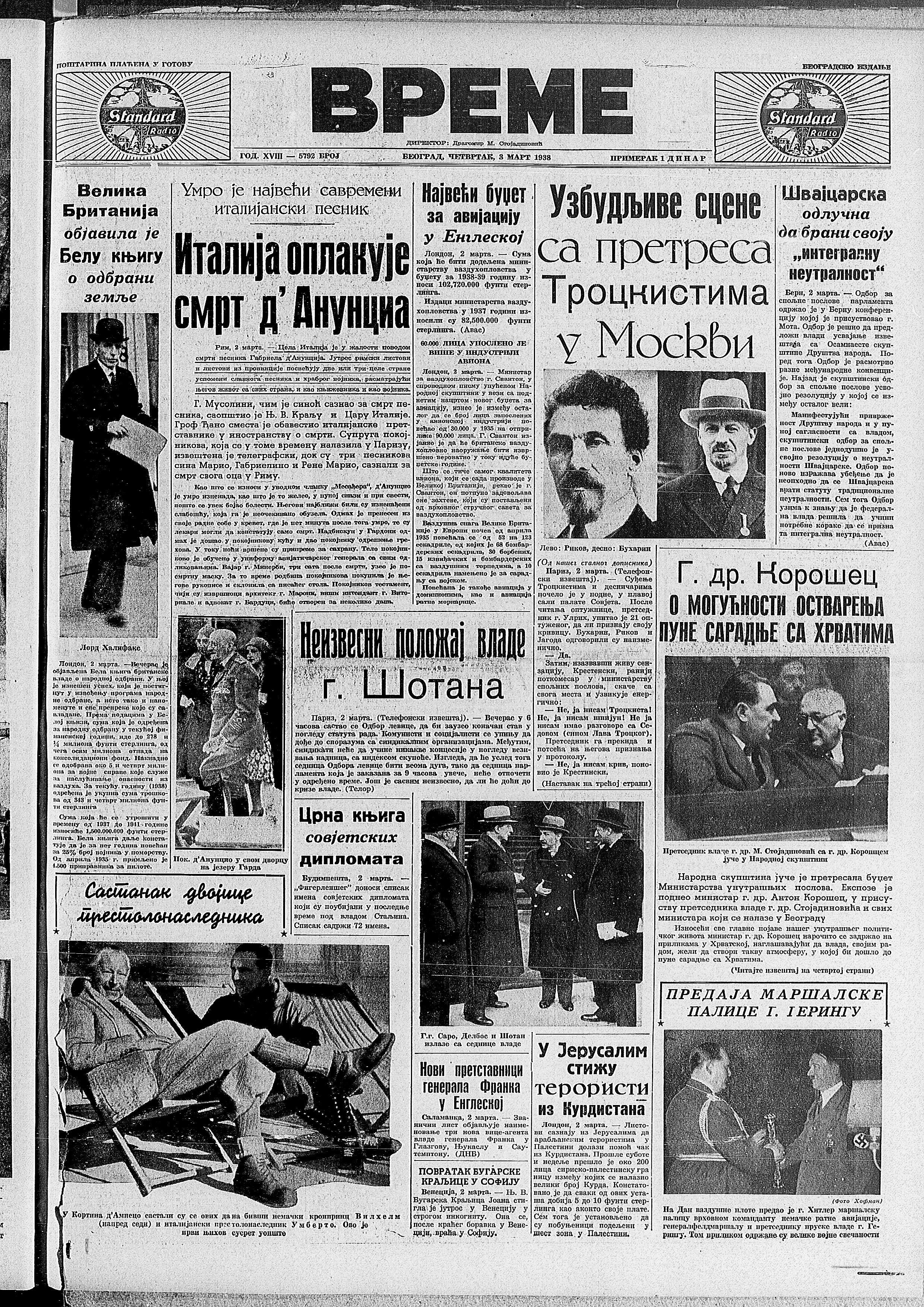 Šta su u Srbiji mislili o komunizmu pre Tita? 2
