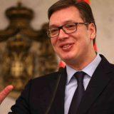 Vučiću dodeljen počasni doktorat Univerziteta u Bakuu 3