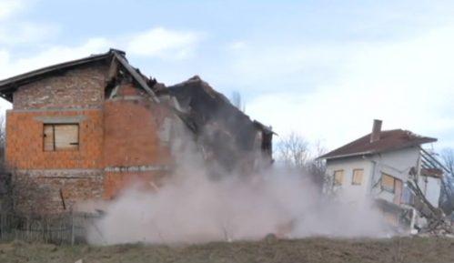 Klizište odnelo kuće u Hrvatskoj Kostajnici 12