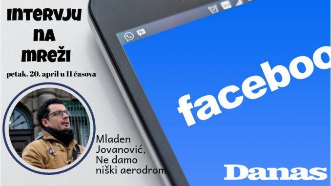 """Ne damo niški aerodrom"" 20. aprila odgovara na Fejsbuku 1"