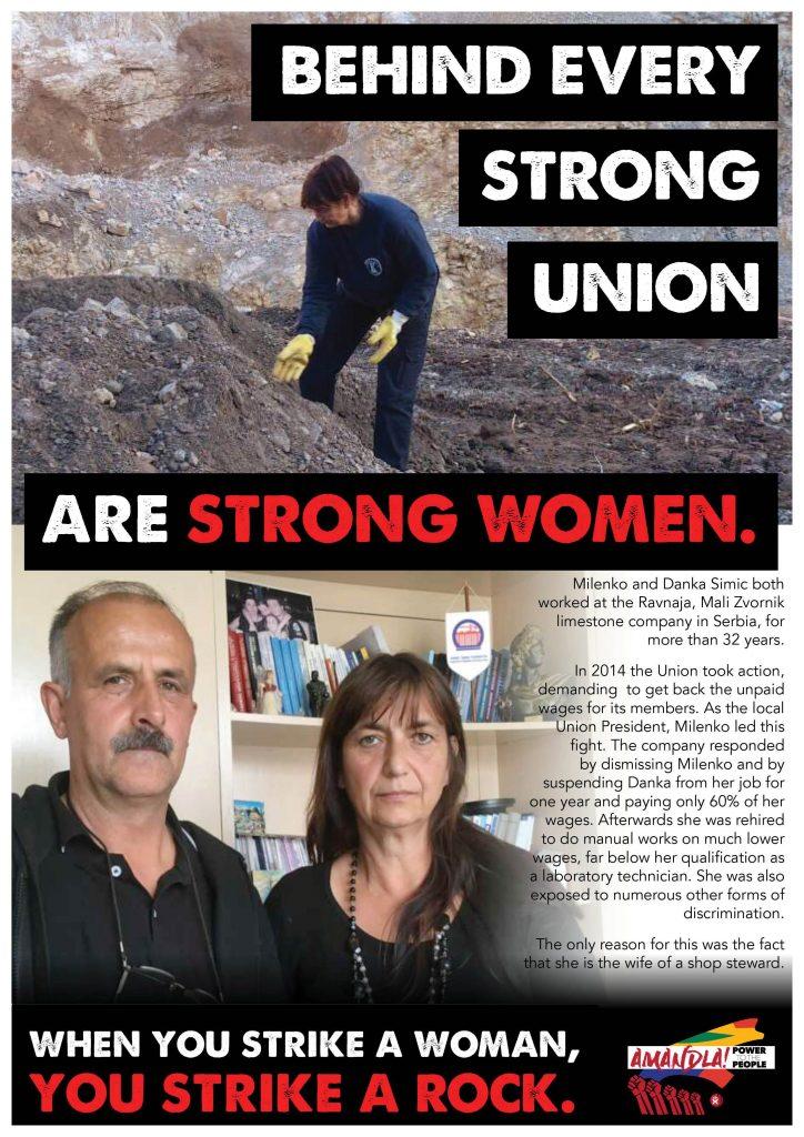 Radnica iz kamenoloma međunarodni skandal 2