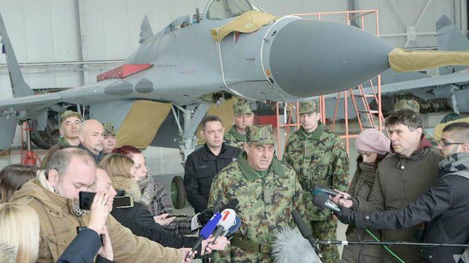 Smene u vojsci nakon hapšenja novinara Aleksandra Radića 1