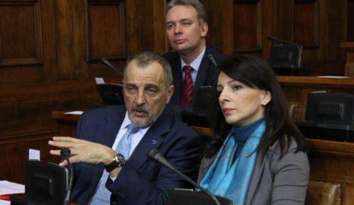 Živković: Tepićeva ostaje članica i poslanica Nove 5