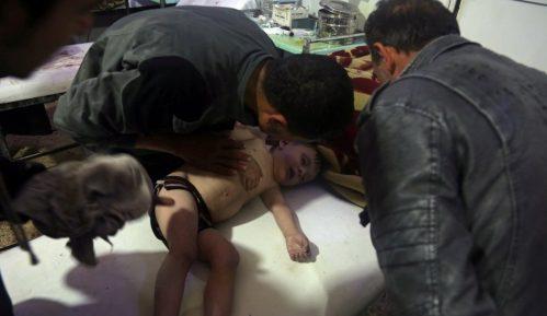 """""""Hemijski napadi"""" u Siriji: šta dosad znamo 8"""