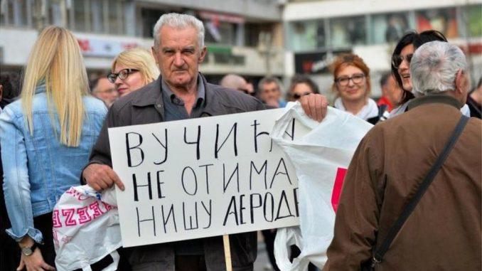 Protesti u Nišu: Odakle ćemo leteti i koliko će to koštati 3