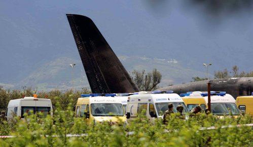Pad vojnog aviona u Alžiru: 257 poginulih 15