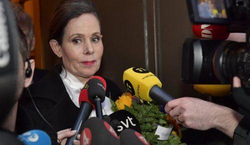 Prva žena Švedske akademije podnela ostavku zbog seksualnog skandala 1