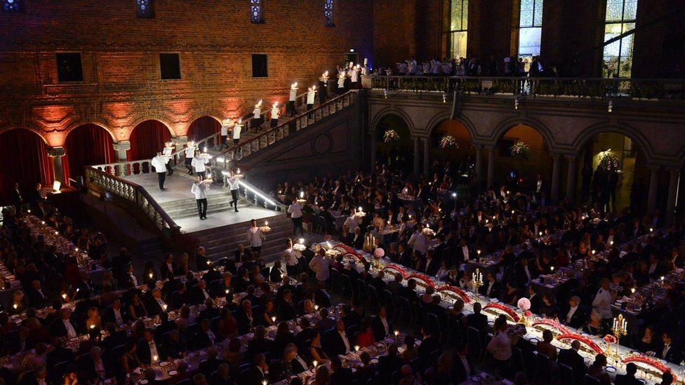 Tradicionalni banket povodom dodeljivanja Nobelove nagrade