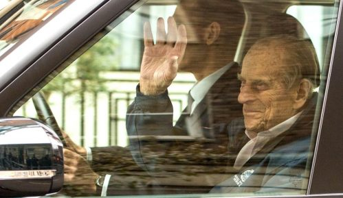 Vojvoda od Edinburga otpušten iz bolnice 7