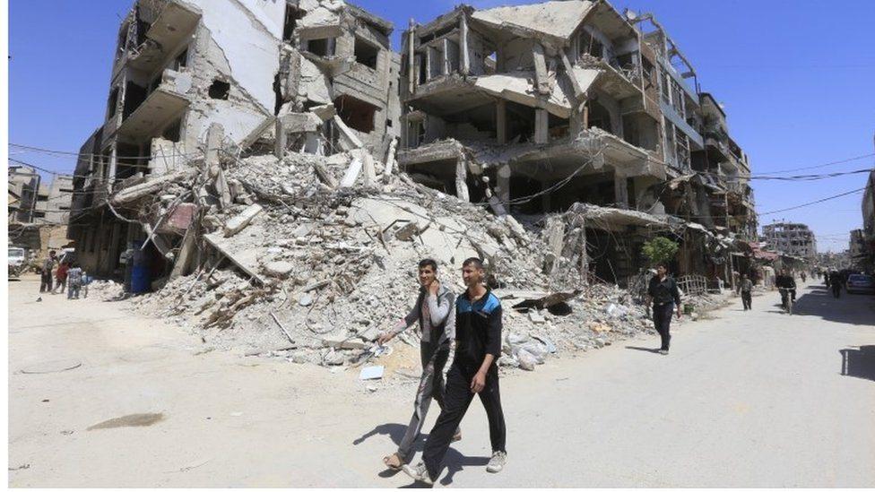 Duma, Sirija