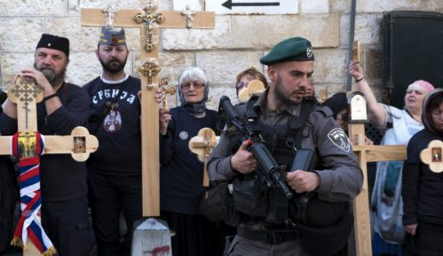 Veliki petak u Jerusalimu 9
