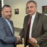 Jevtić sa italijanskim ambasadorom o ZSO 11