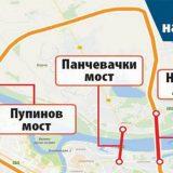Za most na Adi Huji - odlaganje od godinu dana i 216 miliona evra 7