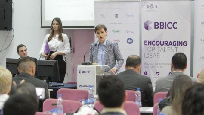 Brnabić: Obrazovanje prioritet i osnova za razvoj Srbije 1