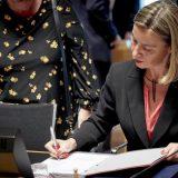 Mogerini pozvala Rusiju da utiče na sirijsku vladu 11