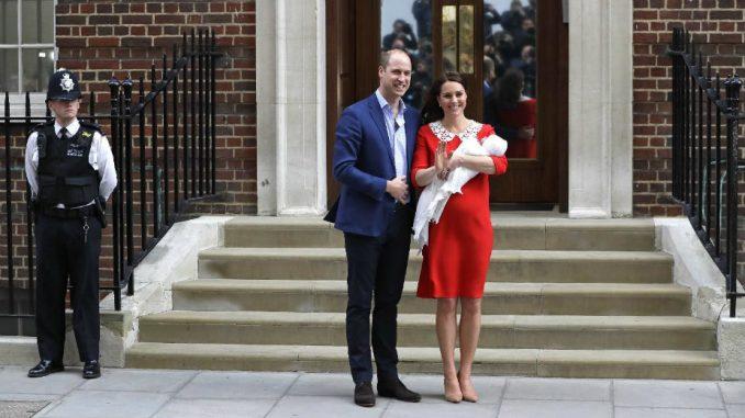 Kejt Midlton rodila treće dete 1