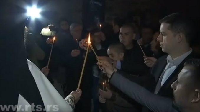 Đurić na liturgiji u manastiru Banjska poručio: Istrajnost, izdržljivost, ljubav 1
