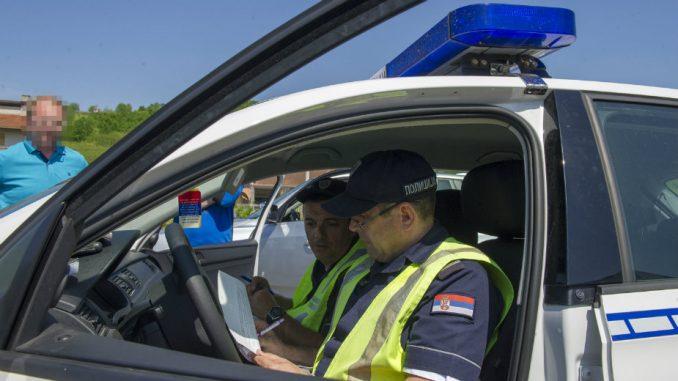 Rebić: U prvim satima kontrole kažnjeno 70 vozača 1