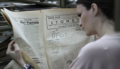 Šta se reklamiralo u dnevnoj štampi u Jugoslaviji pre 80 godina? 1