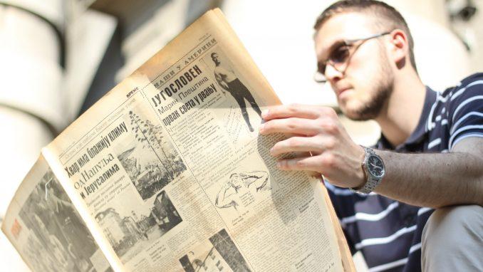 Šta su bile vesti 1. januara pre 80 godina? 1