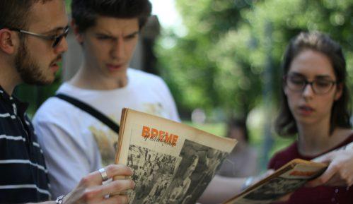 Gas maske kao modni trend u Beogradu 7