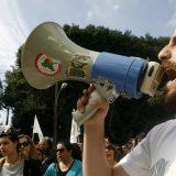 """Protest na Kipru: """"NATO ubice, idite kući!"""" 9"""