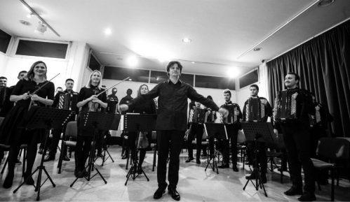 Orkestar harmonika u nedelju u sali Beogradske filharmonije 2