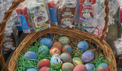 Moja Kravica ulepšala uskršnje praznike mališanima 10