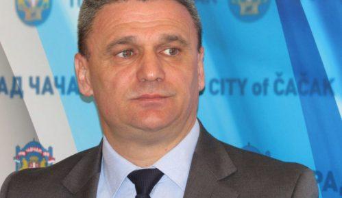 Funkcioner SNS Milun Todorović ponovo gradonačelnik Čačka 8