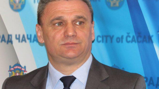 Funkcioner SNS Milun Todorović ponovo gradonačelnik Čačka 3