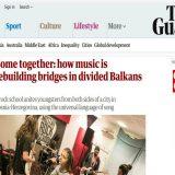 Kako muzika obnavlja mostove na podeljenom Balkanu 12