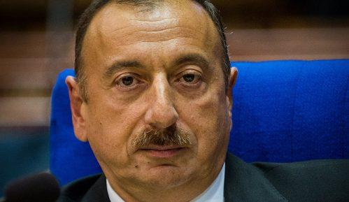 Alijev ponovo predsednik Azerbejdžana 12