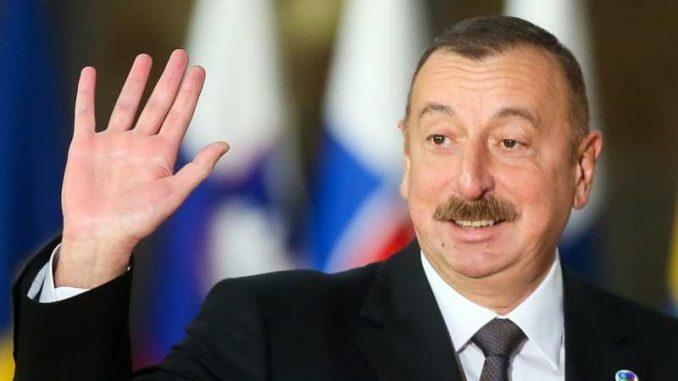 Alijev: Jermenska strana koristila municiju iz Srbije, to je za brigu 2