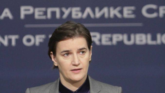 Brnabić: Politika koju Srbija vodi je politika saradnje, dijaloga i kompromisa 1