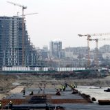 N1: Radnik iz Turske povređen na gradilištu Beograda na vodi 12