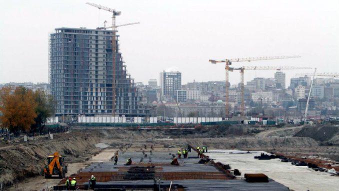N1: Radnik iz Turske povređen na gradilištu Beograda na vodi 1