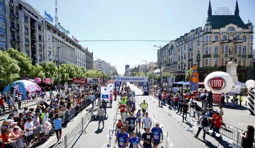 Kako će izgledati trasa 31. Beogradskog maratona 2