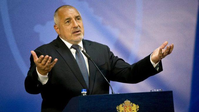 Borisov se izvinio Makedoncima zato što ih je nazvao Severnomakedonci 1