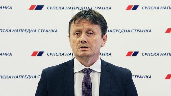 Glišić: Odluka o listi SNS krajem februara 3