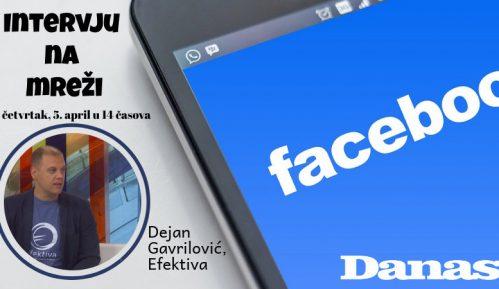Efektiva 5. aprila odgovara na Fejsbuku 14