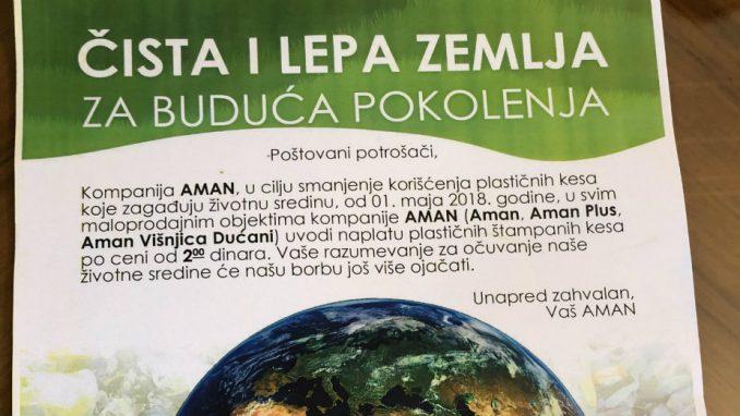 Vesić: Beograd za dve do tri godine grad bez plastičnih kesa 1