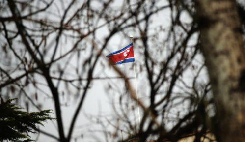 Ministar spoljnih poslova Severne Koreje u Kini 2