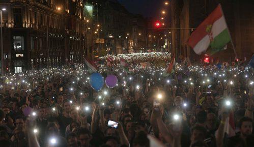 Ponovo antivladine demonstracije u Budimpešti 15