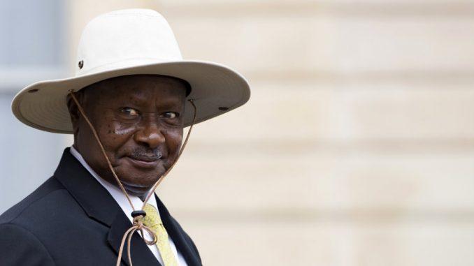 Predsednik Ugande hoće da zabrani oralni seks 1