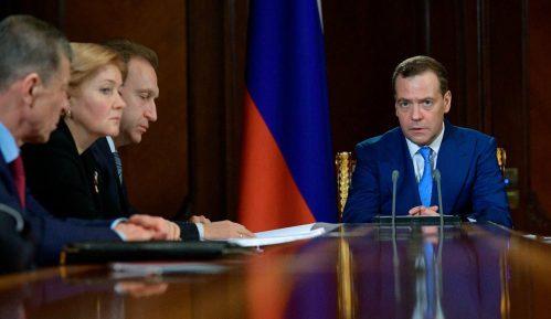 Medvedev zvanično premijer Rusije 12