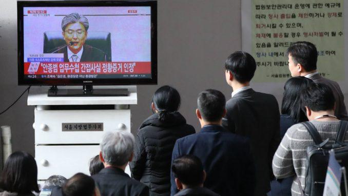 Bivša južnokorejska predsednica osuđena na 24 godine zatvora 4